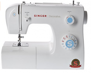 Singer Decorative Machine à Coudre 31 Points Ajustables